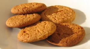 Dorset Gingerbread biscuits